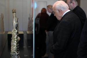 Eröffnung Domschatz Minden am 24. März 2017